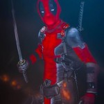 cosplay deadpool2015