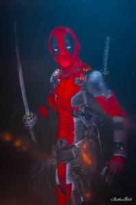 cosplay deadpool2015